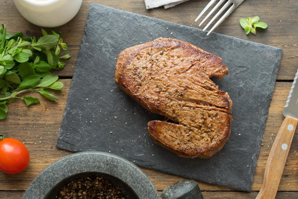 Как приготовить самый лучший стейк из говядины, соус к стейку, пошаговый рецепт с фото, блог andychef.ru